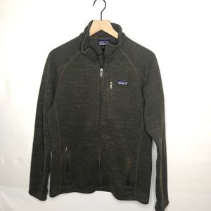 Patagonia better sweater men's medium jacket